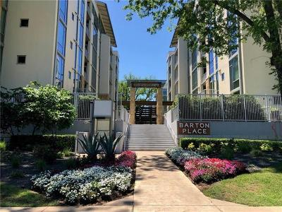 Zilker, Rabb Inwood Hills, West End Add, Barton Spgs Heights, Barton Terrace Condo, Stoval, Geo H, Barton Heights A, Barton Heights B, Barton Heights B Annex, Sun Terrace, South Lund South Condo/Townhouse For Sale: 1600 Barton Springs Rd #1402