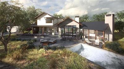 Austin Single Family Home For Sale: 3220 Smoky Ridge