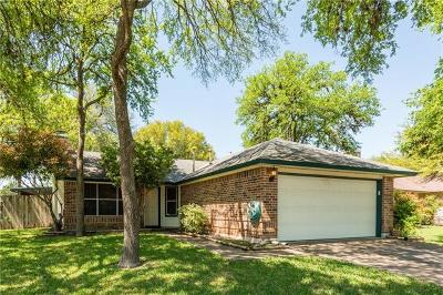 Single Family Home Pending - Taking Backups: 2920 Zeke Bnd