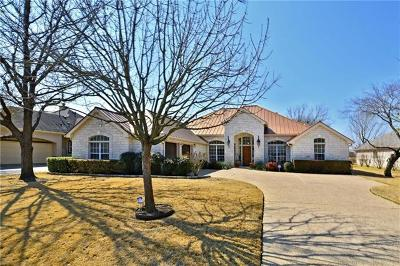 Hays County, Travis County, Williamson County Single Family Home For Sale: 10928 River Plantation Dr