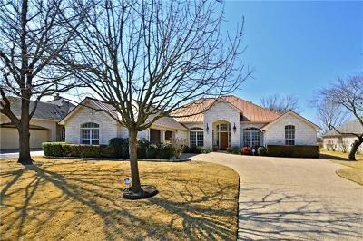 Austin Single Family Home For Sale: 10928 River Plantation Dr