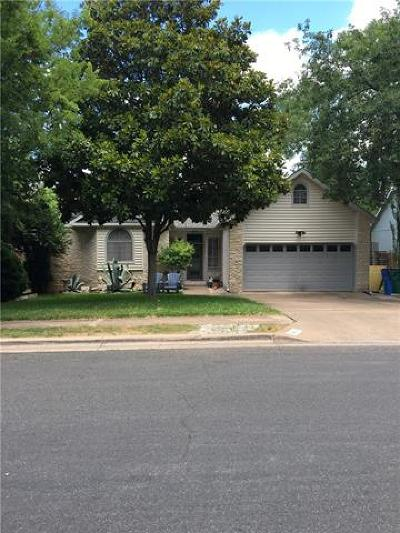 Travis County Single Family Home For Sale: 14803 Great Willow Dr
