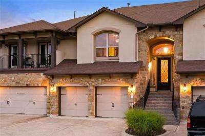 Lakeway Condo/Townhouse For Sale: 832 San Remo Blvd #31B