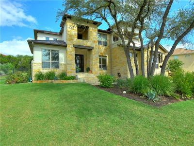 Austin Single Family Home Pending - Taking Backups: 11600 Shoreview Overlook