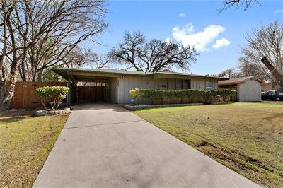Hays County, Travis County, Williamson County Single Family Home Pending - Taking Backups: 5303 Kings Hwy