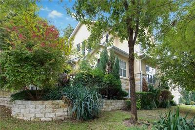 Travis County Condo/Townhouse Pending - Taking Backups: 1717 Cromwell Hill Rd #B