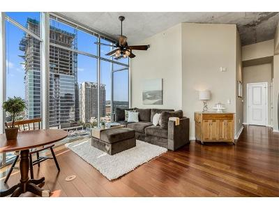 Travis County Condo/Townhouse For Sale: 360 Nueces St #1602