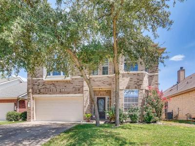 Cedar Park Single Family Home For Sale: 1910 Wheaton Trl