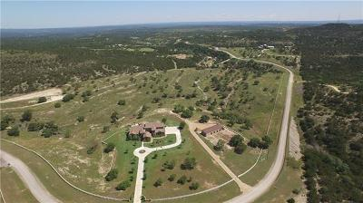 Dripping Springs Farm For Sale: 11160 Grand Summit Blvd