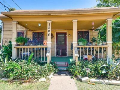 Single Family Home For Sale: 1405 Chicon St