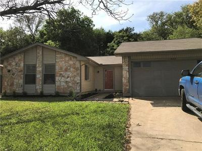 Single Family Home For Sale: 12212 Scribe Dr