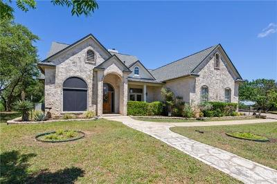 Dripping Springs Single Family Home For Sale: 1054 Windmill Rd