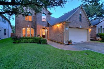 Cedar Park Single Family Home For Sale: 716 Walsh Hill Trl