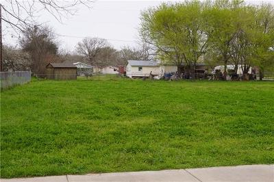 Bastrop County Residential Lots & Land For Sale: 700 & 702 Washington St