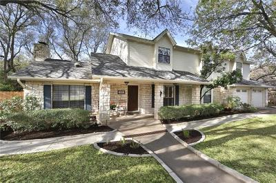 Austin TX Single Family Home For Sale: $589,900