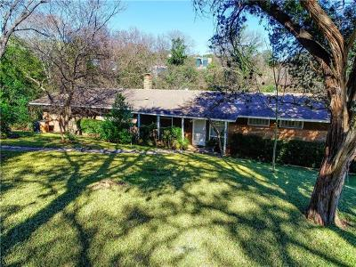 Single Family Home For Sale: 4516 Spanish Oak Trl