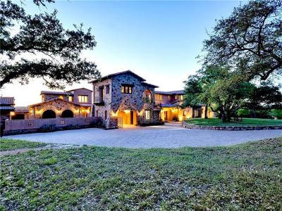 Austin Single Family Home For Sale: 2401 Dominion Hill
