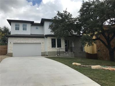 Single Family Home For Sale: 2909 Chisholm Trl