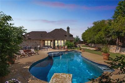 Austin Single Family Home For Sale: 513 Saddleback Rd