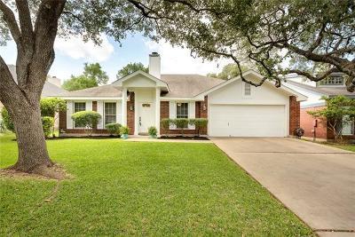 Hays County, Travis County, Williamson County Single Family Home For Sale: 11550 Gun Fight Ln
