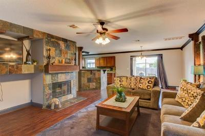 Austin TX Single Family Home For Sale: $254,500