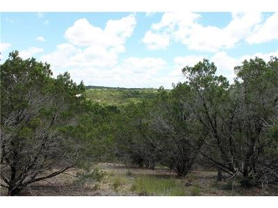 Leander Residential Lots & Land For Sale: 15100 Honeycomb Holw