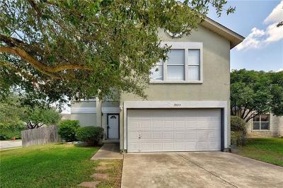 Pflugerville Single Family Home For Sale: 18013 Lynde Cv