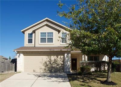 San Marcos Single Family Home For Sale: 518 Gladney Dr