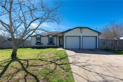 Leander Single Family Home For Sale: 2605 Cheyenne St