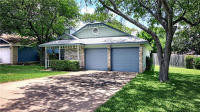 Travis County Single Family Home For Sale: 11602 Prairie Hen Ln