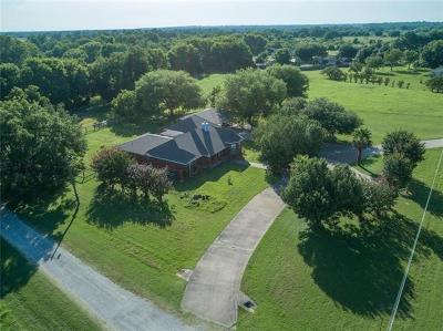 Smithville TX Single Family Home For Sale: $415,000