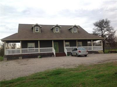 Bastrop County Single Family Home For Sale: 622 Longhollow- B Rd