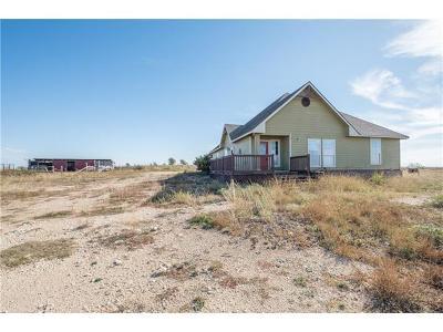 Burnet County Single Family Home For Sale: 905 Cr 212a