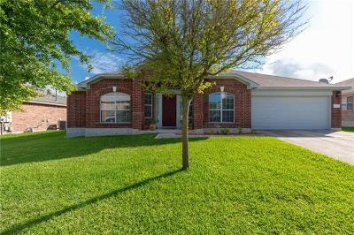 Pflugerville Single Family Home For Sale: 604 Stokesay Castle Path