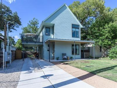 Austin Single Family Home For Sale: 1404 Bob Harrison St