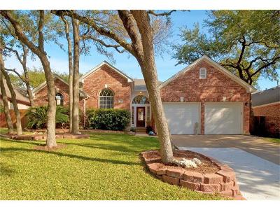 Austin Single Family Home For Sale: 6512 Orchard Hill Dr