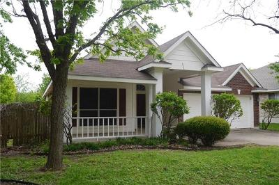 Travis County Single Family Home For Sale: 15016 Babbling Brook Dr