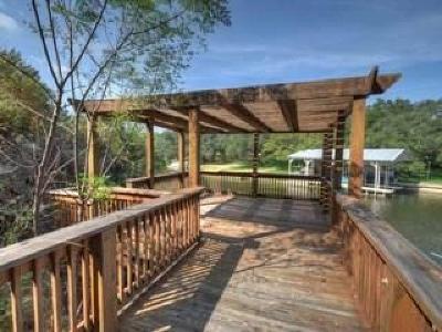 Horseshoe Bay Single Family Home For Sale: 734 Sandy Harbor Dr