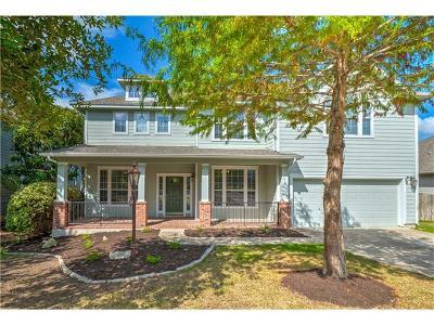 Austin Single Family Home Pending - Taking Backups: 6509 Carrington Dr