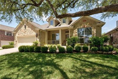 Cedar Park Single Family Home For Sale: 2503 Mancuso Bnd