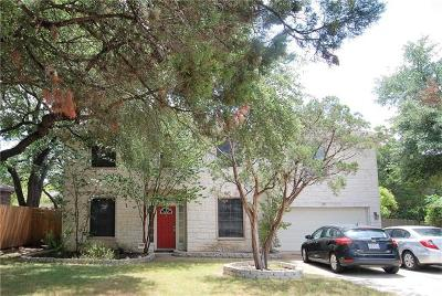 Hays County, Travis County, Williamson County Single Family Home For Sale: 8725 Minot Cir
