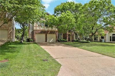 Austin TX Single Family Home For Sale: $749,500
