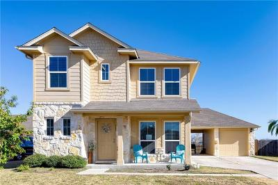Hutto Single Family Home For Sale: 211 McCoy Ln