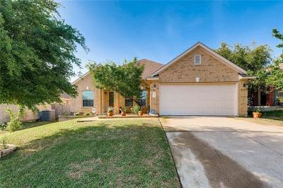 Single Family Home For Sale: 2801 Pedernales Falls Dr