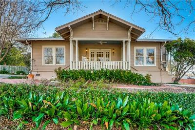 New Braunfels Single Family Home For Sale: 318 Clemens Ave