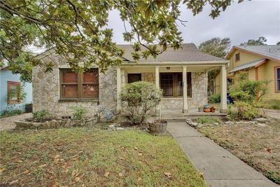 Single Family Home Pending - Taking Backups: 4302 Rosedale Ave