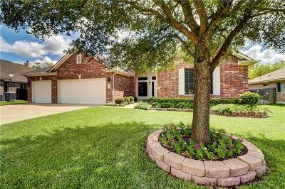 Pflugerville Single Family Home For Sale: 3012 Cajuiles Dr