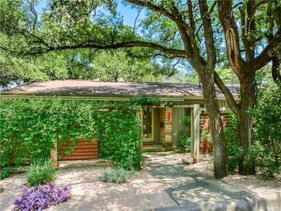 Austin Single Family Home For Sale: 2001 Bremen St