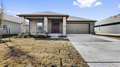 Hutto Single Family Home For Sale: 104 San Barnard Trl
