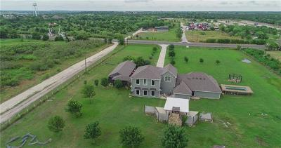 Del Valle Single Family Home For Sale: 2777 Fm 812 Rd